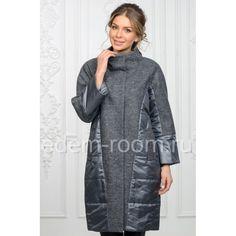 Продажа Комбинированного пальто дешево