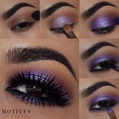 Dramatic Purple