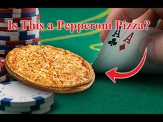 The Pizza Debacle Wsop Poker, Pizza Games, Pepperoni, Make It Yourself, Youtube, Youtubers, Youtube Movies