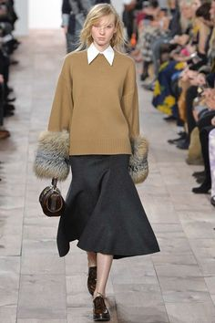 Michael Kors Fall 2015 Fashion Show