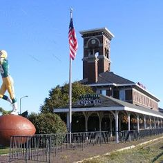 Titletown Brewing Company in Green Bay, Wisconsin