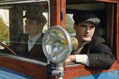Julio (Yon González) y Andrés (Llorenç González) en la segunda temporada de 'Gran Hotel'
