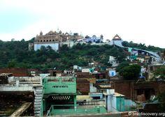 radha rani as the moon   चित्र:Radha-Rani-Temple-Barsana-Mathura-4.jpg - ब्रज ...
