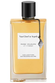 Your Perfect Fall Fragrance: Elegant and Refined. Van Cleef & Arpels Extraordinaire Rose Velours