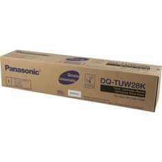 Panasonic DQ-TUW28K Black Toner Cartridge #DQ-TUW28K #Panasonic #TAATonerCartridges  https://www.techcrave.com/panasonic-dq-tuw28k.html