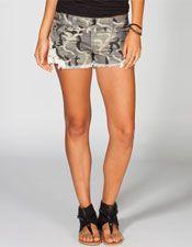 Captin Womens Shorts -