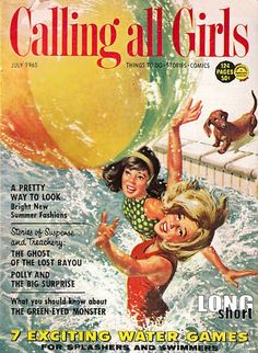 The Long and Short of it All: A Dachshund Dog News Magazine: The Vintage July Dachshund
