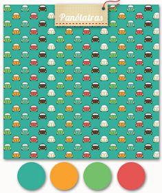 Fuscas coloridos - Panólatras