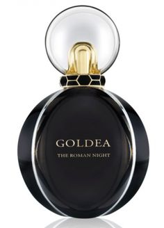 Goldea The Roman Night Bvlgari for women (2017...  Goldea The Roman Night by Bvlgari is a Oriental Floral fragrance for women. The nose behind this fragrance is Alberto Morillas. Top notes are mulberry, bergamot and black pepper; middle notes are night blooming jasmine, rose, tuberose and peony; base notes are vetiver, patchouli, black musk and moss. Perfume rating: 5.00 out of 5 with 2 votes. WANT!!!