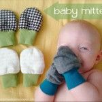 Easy Baby Mittens Tutorial for Warmth and Safety | Sewing Secrets - A Blog by Coats & Clark