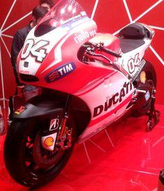 #ducati #MotoGP #andreadovizioso #EICMA #Milano #Italy ph by #followgmo