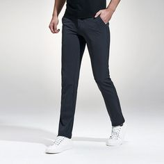 13977c78618 Cotton Casual Pants. Casual PantsMen CasualSpring FashionChinosTrousers  MensDress ...