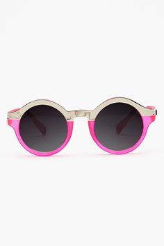 Pansy Dance Inspiration | Shine Up Shades in Neon Pink