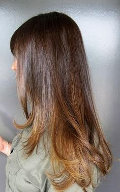 brunette ombre blended perfectly  - Save 50% - 90% on Special Deals. http://www.ilovesavingcash.com