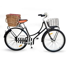 Hotel Trend: Chic Custom Bicycles