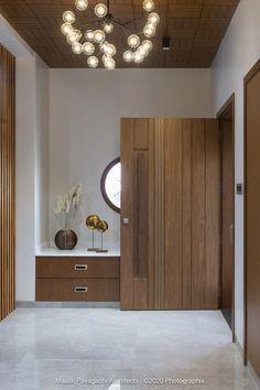 Bedroom Door Design, Door Design Interior, Foyer Design, Home Room Design, House Design, Interior Designing, Main Entrance Door Design, Home Entrance Decor, Wooden Door Design