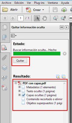 Como eliminar todas las #imágenes de un #PDF con #Acrobat Pro vía DesfaziendoEntuertos