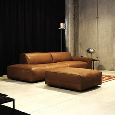 Modular sofas, offering a large number of compositions adapted to each given space. Available lower armchair and an elevated armrest. The sofa is called Cloud d