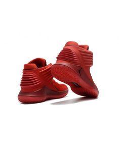 2017 new release air jordan 32 pure red flyknit vamp on sale 1 - Cheap Air Jordan Store Cheap Jordan Shoes, Cheap Jordans, Air Jordans, Cheap Air, Buy Cheap, Sneakers For Sale, High Top Sneakers, Jordan Store, Shoe Sale