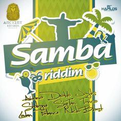 Samba Riddim - Ancient Records