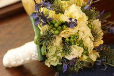 Elise's Preserved Bridal Bouquet