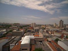Vista da varanda da frente - do 4⁰  ao 6⁰ andares