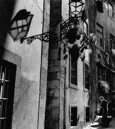 Alfama-1968 Grande fotógrafo português Eduardo Gageiro