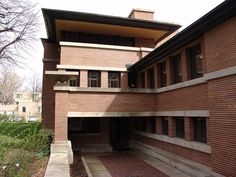 121 best robie house images architectural drawings architecture rh pinterest com