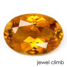 オレンジトルマリン(Orange Tourmaline)0.64CT
