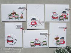 Kreativ Blog by Claudi: Bloghop mit ♥ für ALLE - Winter- und Weihnachtszeit mit Stampin' Up!