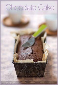 cake chocolate amaranth quinoa