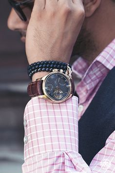 """watchanish: """"Now on WatchAnish.com - We review the IWC Portuguese Sidérale Scafusia. """""""