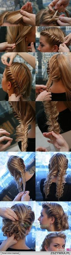 Hair Tutorials -Sensational And Modern Types Of Braids