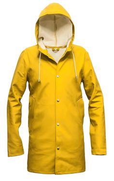 Stockholm Gul – Stutterheim Raincoats