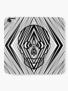 """IBTM'CIHTI"" iPhone Wallet by Asmo Turunen. #design #iphonewallet #iphonecase #atcreativevisuals"