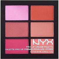 Nyx Cosmetics - The Pinks Pro Lip Cream Palette in  #ultabeauty