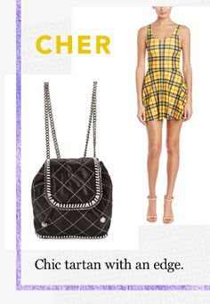 """Rue La La — Get the Look: Style Inspired by """"Clueless"""""""