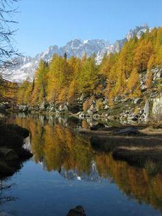 Witches Lake - Alpe Devero