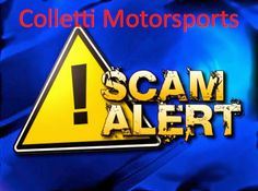 """Colletti Motorsports: the """"ripper off-ers"""": The professional liar and thief, Steve (the """"rippe..."""