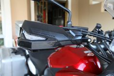 SW-Motech KOBRA Handguard - Accessories and Products - Honda VFR1200X Crosstourer