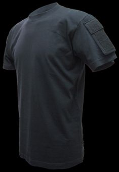 TACTICAL POCKET T-SHIRT (TPS) BLACK  This is the damned shirt I was looking for!