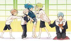 Anime Chibi, Manga Anime, Touken Ranbu Characters, Pencil Art Drawings, Vocaloid, Art Reference, Sword, Fantasy Art, Character Design