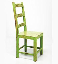 Set 2 Silla Verde Taberna en Portobellostreet.es, tu tienda de muebles online.