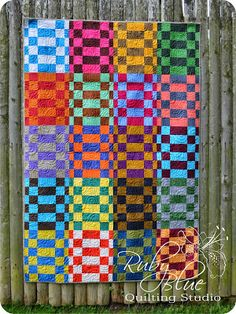 Ruby Blue Quilting Studio: New Pattern: Grammy Patches 16 Patch Quilt, Quilt Blocks, Amish Quilts, Easy Quilts, Crochet Granny Square Afghan, Scrap Quilt Patterns, String Quilts, Colorful Quilts, Jellyroll Quilts