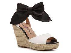 Penny Loves Kenny June Wedge Sandal #PinToWin #DSWShoeHookup