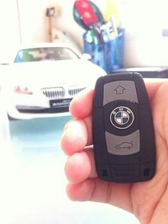 Keyless entry is a newer method of opening and locking your car without using a traditional key. It is more convenient than using a metal key.