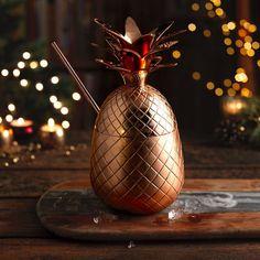 Elyx Original Copper Pineapple Gift Set – Elyx Boutique
