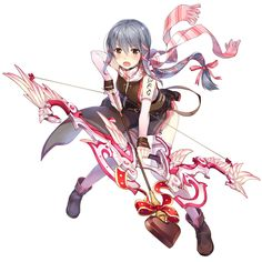 View an image titled 'Maiden Clair Art' in our Star Ocean: Anamnesis art gallery featuring official character designs, concept art, and promo pictures. Character And Setting, Female Character Design, Character Art, Manga Art, Anime Manga, Anime Art, Fantasy Races, Fantasy Warrior, Anime Fantasy