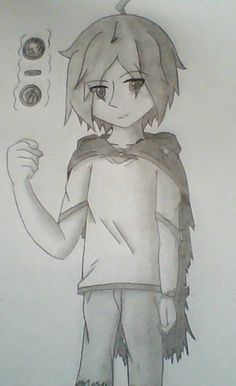 I finally made Rukya-kun! Check him out! I didn't wrote his past just yet but I did wrote out his power :3 Made by me.