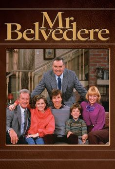 Mr. Belvedere (TV) 1985-90 - George Owens